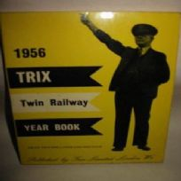 Trix Twin Railway Year Book 1956